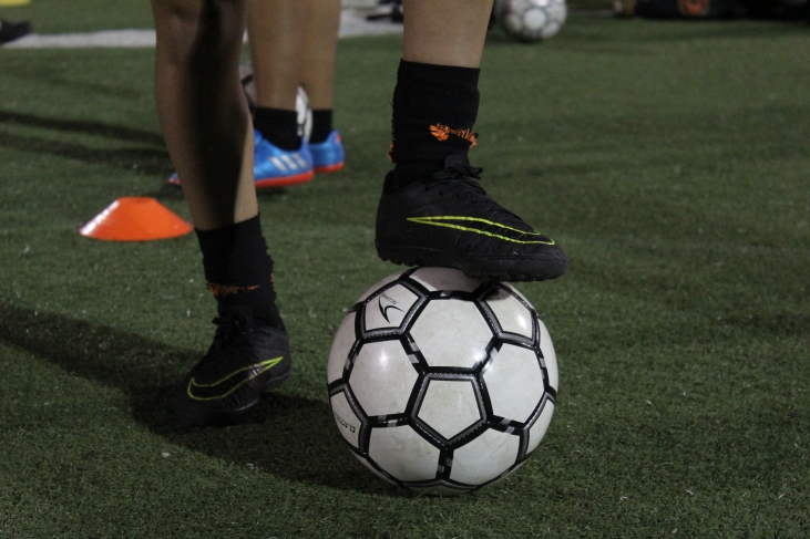 Although aware of today's contentious political climate, South Bronx United's young fútbol prospects, who've forged a resilient brotherhood on and off the pitch, remain focused on the ball at their feet.